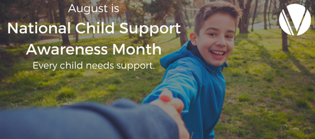 National Child Support Awareness Month